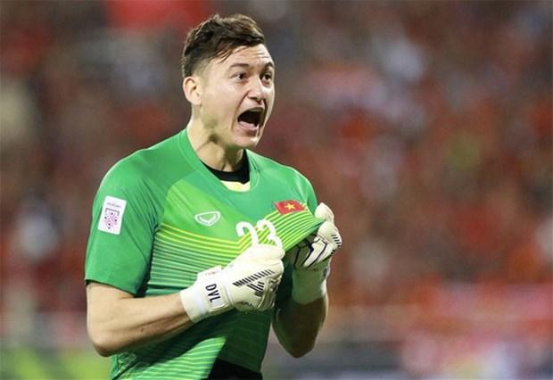 越南门将邓文林正式加入泰国蒙通联足球俱乐部 hinh anh 1