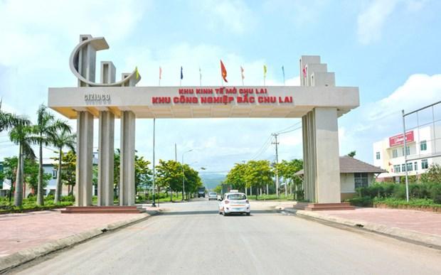 广南省努力把朱莱经济开放区建设成为经济发展主引擎 hinh anh 1