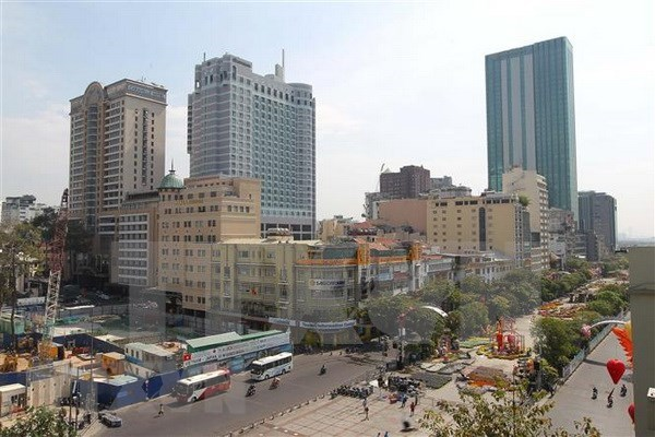 政府总理批准对胡志明市总体规划进行调整 hinh anh 1