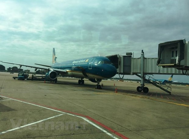 越南航空总公司跻身越南品牌价值十强 hinh anh 1