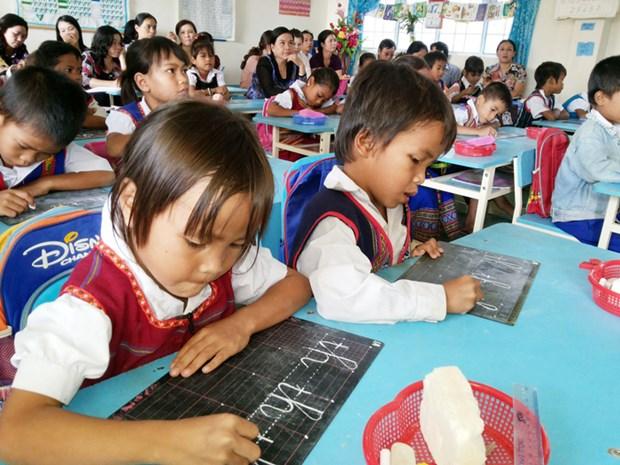 越南重视少数民族越南语教学工作 hinh anh 1