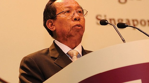 柬泰两国促进边界线合作 hinh anh 1