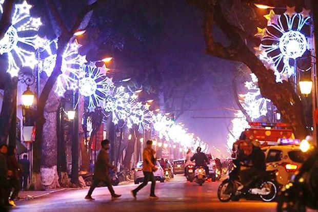 河内市:确保春节后各项娱乐文化活动安全有序展开 hinh anh 1