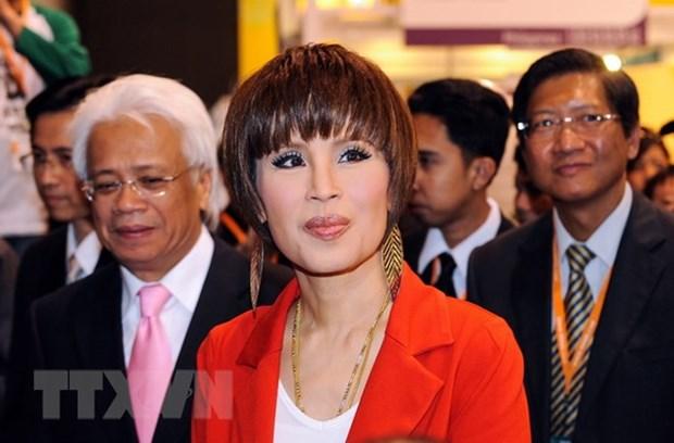 泰国选举委员会公布总理候选人名单 hinh anh 1