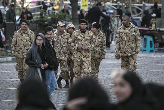 伊朗和印尼抓获许多疑似IS恐怖分子 hinh anh 1