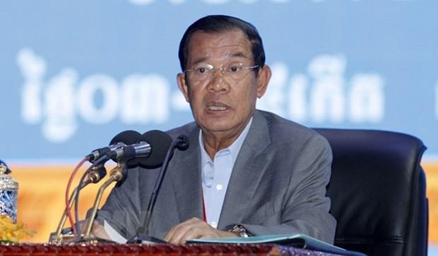 柬埔寨首相洪森指责欧盟干涉该国内政 hinh anh 1