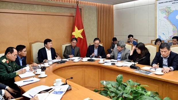 越南力争在2020年内动工兴建龙城国际航空港建设项目 hinh anh 1