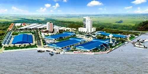 安江省为对工业区和经济区投资的投资者铺设红地毯 hinh anh 1