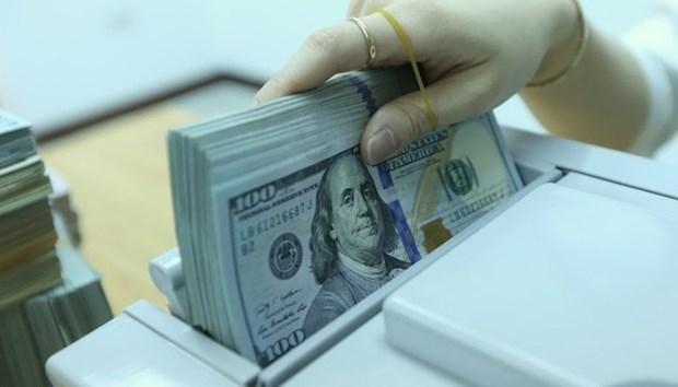 2月14日越盾兑美元中心汇率上涨10越盾 hinh anh 1