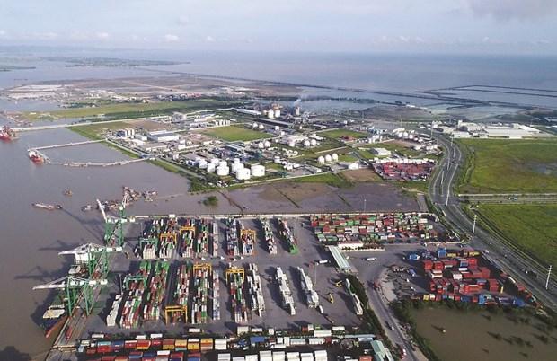 海防市将动工兴建5至6个工业区 hinh anh 1