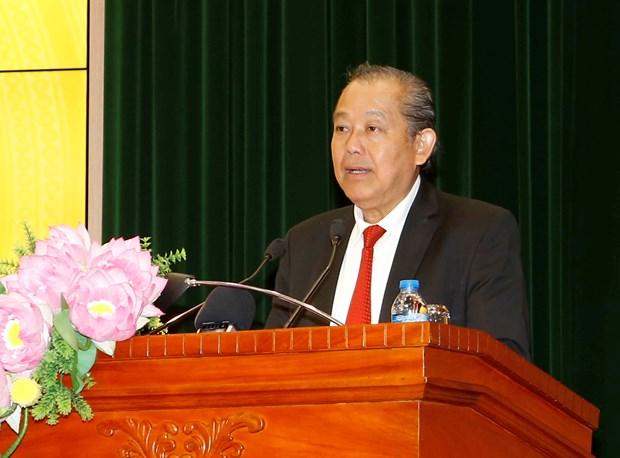 张和平:国家审计署赢得党和国会、政府、人民的信任 hinh anh 1