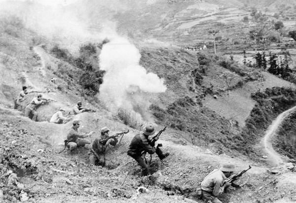 越南北部边界保卫战背后的感人故事 hinh anh 1