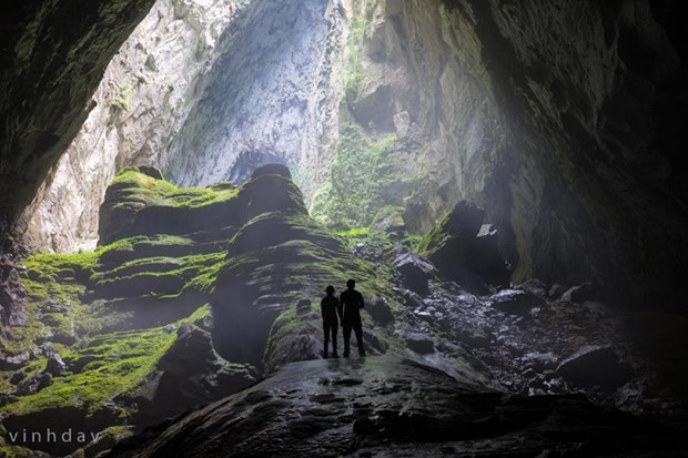 越南广平省韩松洞景观继续受到国际媒体的关注 hinh anh 3