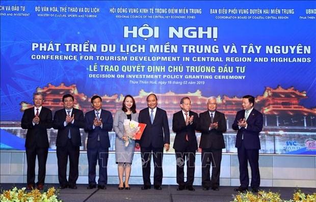 阮春福总理:越南中部西原地区的旅游潜力仍是一块未经抛光的宝石 hinh anh 2