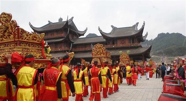 河南省三祝庙会正式开庙 hinh anh 3