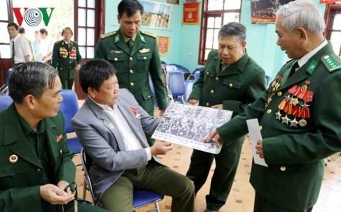 莱州省举行1979年北部边界保卫战亲历者见面会 hinh anh 1