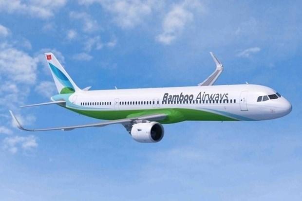 越竹将于本月开通4条新的往返航线 hinh anh 1