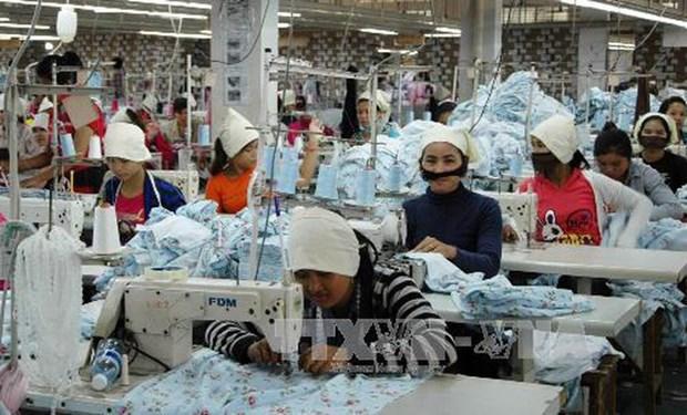 若欧洲停止EBA待遇柬埔寨纺织业将面临重大损失 hinh anh 1