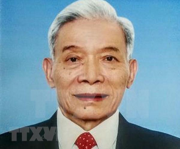 原国会副主席阮福清逝世 hinh anh 1