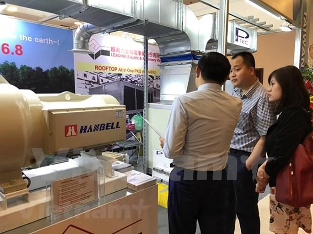 越南电脑、电子产品及零部件进口额据全国第一 hinh anh 1