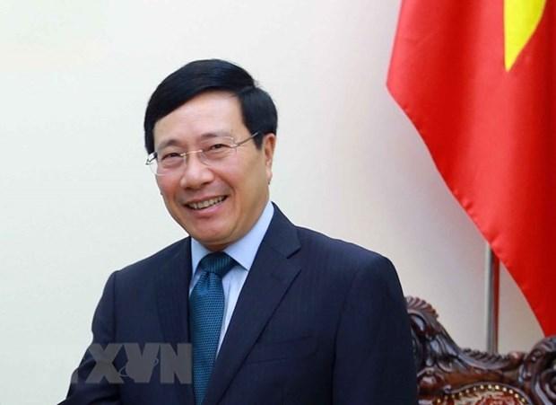 越南政府副总理范平明即将访问德国 hinh anh 1