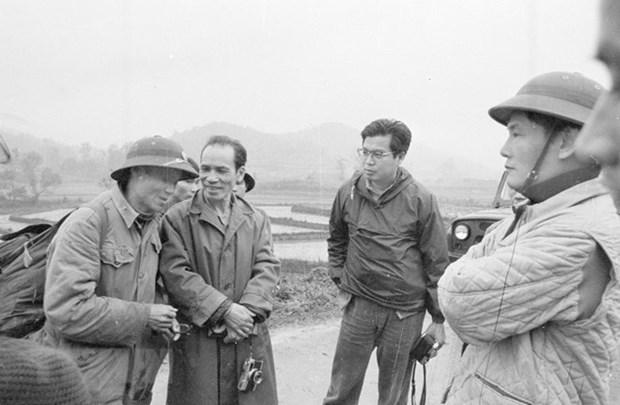 日本记者感人肺腑的故事依然活在越南人心中 hinh anh 2