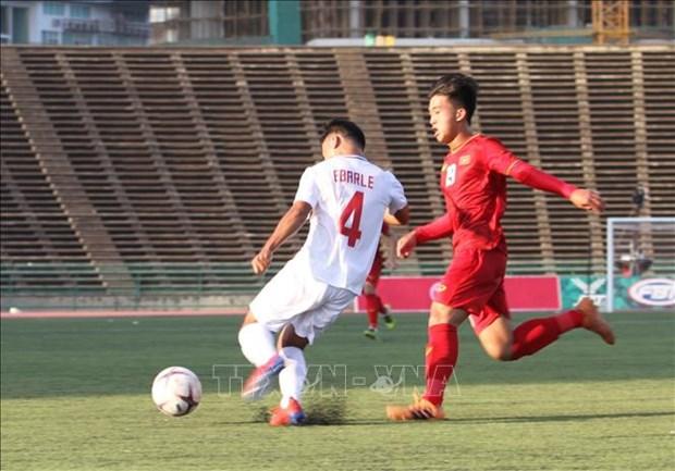 东南亚U22足球锦标赛:东南亚媒体高度评价越南队的胜利 hinh anh 1