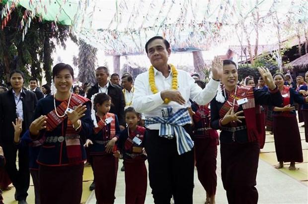 泰国大选民调:现任总理巴育成为下届总理最热门人选 hinh anh 1