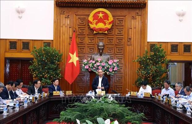 阮春福:在气候变化日益严重的背景下继续落实第120号决议是当务之急 hinh anh 1