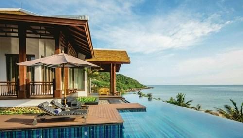 越南度假酒店被列入全球25家最浪漫酒店和度假村名单 hinh anh 1
