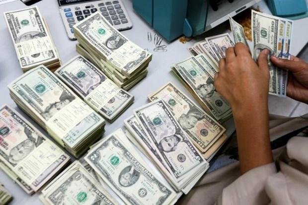 2月21日越盾兑美元中心汇率下降2越盾 hinh anh 1