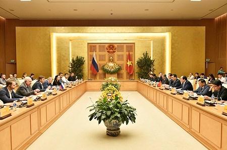 俄罗斯官员:俄罗斯愿协助越南培训电子政务和网络安全领域专家 hinh anh 2