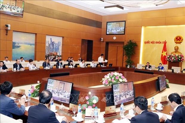 越南国会常务委员会第31次会议正式开幕 hinh anh 1