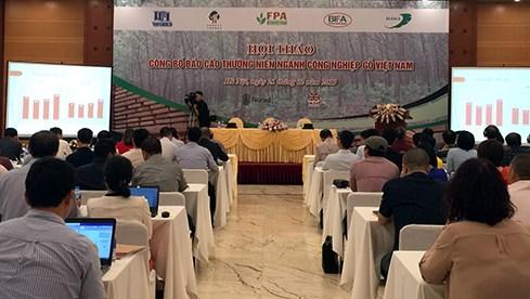 越南发布《越南木材工业年度报告》 hinh anh 1