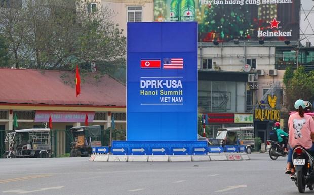美朝领导人第二次会晤:推介一个和平的越南首都河内 hinh anh 1
