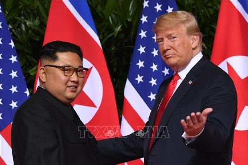 美朝最高领导人第二次会晤:河内市为确保会议的绝对安全做好了充分的准备 hinh anh 1
