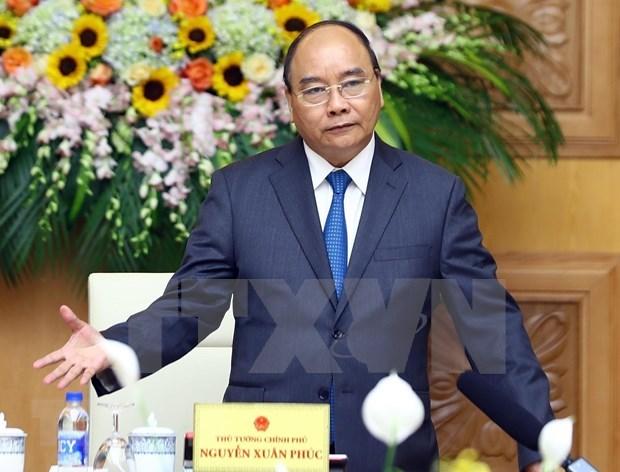 """阮春福向行政改革指导委员会提出了""""突破、高效""""的要求 hinh anh 2"""