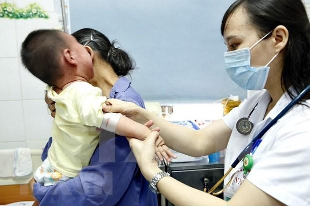 麻疹蔓延扩散 并发症难以预料 hinh anh 1