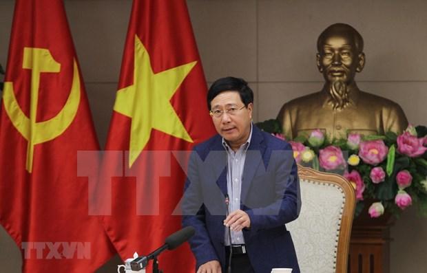 范平明:确保美朝领导人第二次会晤的绝对安全 hinh anh 1