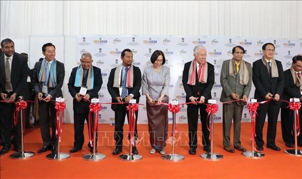 越南参加第四届东盟—印度博览会 hinh anh 1