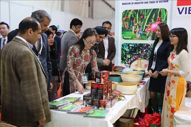 越南参加第四届东盟—印度博览会 hinh anh 2