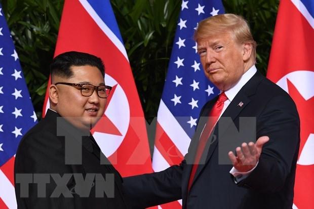 韩国学者对美朝领导人第二次会晤持有乐观态度 hinh anh 1