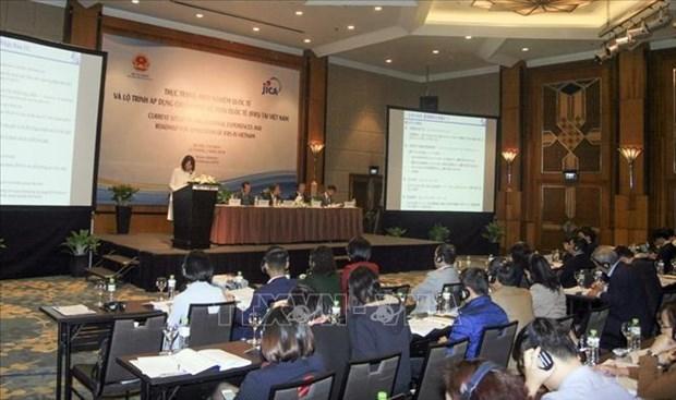 越南分享采用国际财务报告准则的经验 hinh anh 1