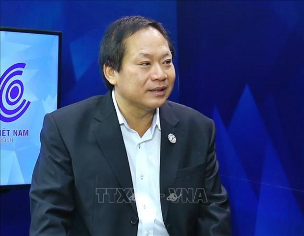 阮北山和张明俊因涉嫌Mobifone 收购AVG一案遭起诉和被暂时拘留 hinh anh 2