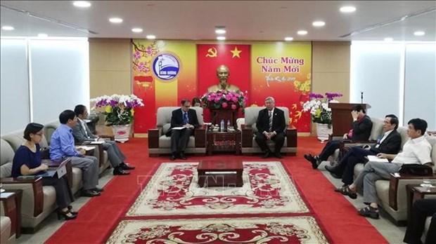 亚洲开发银行协助平阳省开展各项水务环境项目 hinh anh 1