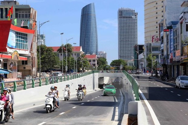 新加坡公司被选为岘港市总体规划制订者 hinh anh 1