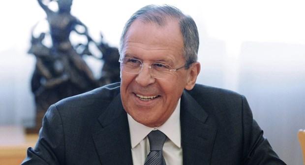 俄罗斯外长谢尔盖·拉夫罗夫高度评价越俄多方面合作关系 hinh anh 1