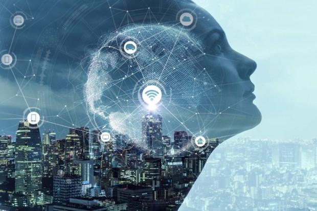 人工智慧——越南创业企业发展新方向 hinh anh 1