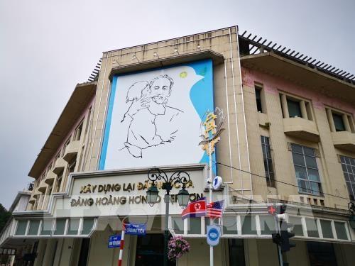 美朝领导人第二次会晤:河内市——和平城市和有吸引力的旅游目的地 hinh anh 1