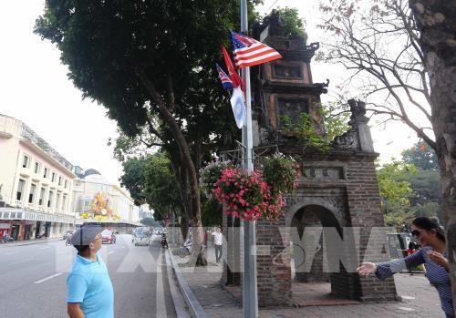美朝领导人第二次会晤:河内市——和平城市和有吸引力的旅游目的地 hinh anh 2